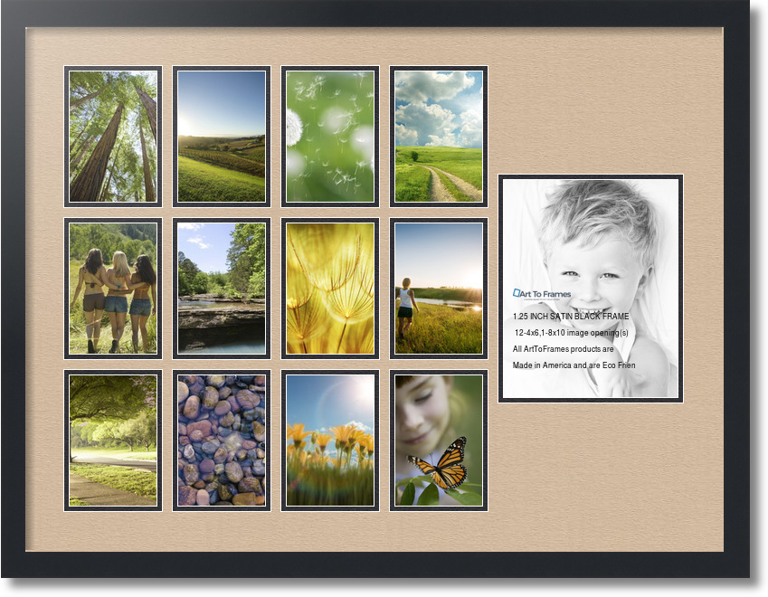 Picture Frame / Picture Frames Search / Collage Double Mat / 13 ...