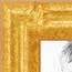 Gilded Bamboo Frame Picture frame